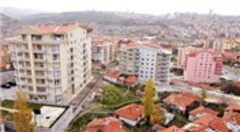 Altındağ'daki Başpınar projesi gün sayıyor!