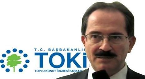 TOKİ'nin yeni başkanı Ahmet Haluk Karabel'den ilk açıklama