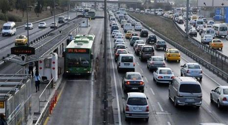 Antalyalılara klimalı otobüs durakları