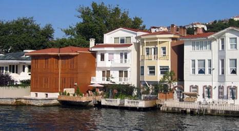 Körfez'in zenginleri Boğaz'daki yalıları topluyor