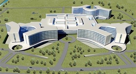 YDA'dan Kayseri'ye Türkiye'nin en büyük kompleksi