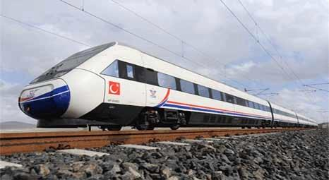 Ankara-İstanbul hızlı tren inşaatı 2013'te tamamlanacak