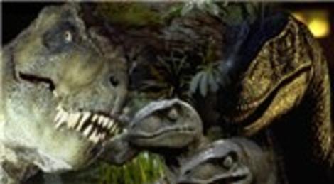 Dinozorlar İstanbul'u Bastı