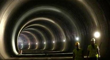 Türkiye'nin en uzun tüneli yapılıyor