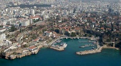 Antalya'ya yeni AVM