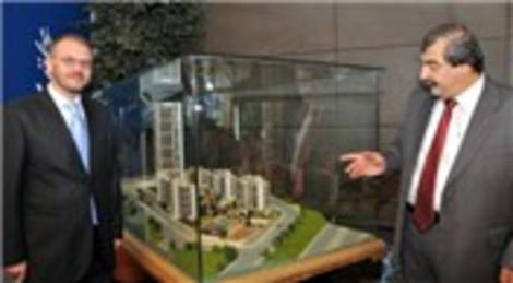 360 derece Gaziantep manzaralı proje!