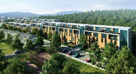 Türkiye'nin ilk çok katlı çelik konut projesi: AnkaNatura
