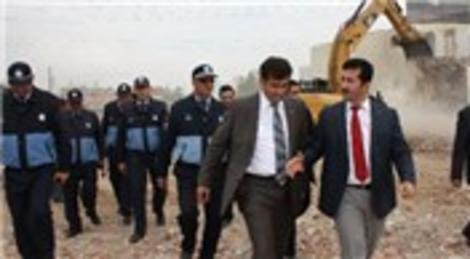 Konya Meram'da Kentsel Dönüşüm Başladı
