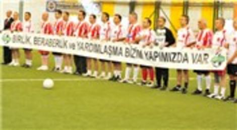Türk Kızılayı ve Yapı devleri Patronlar Ligi'nde buluştu