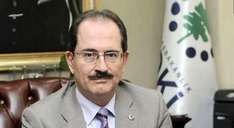 TOKİ Başkanı Haluk Karabel'in oğlu evlendi