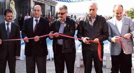 Ege Sanayi Sitesi açıldı