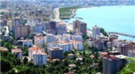 TOKİ kapsamlı kentsel dönüşüme Rize'den başlıyor