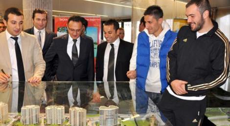 Gaziantepsporlu futbolcular Antepia'lı oluyor