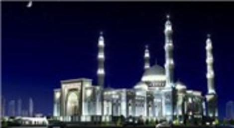 Kazakistan'daki Astana Cami Sembol İnşaat imzası taşıyor
