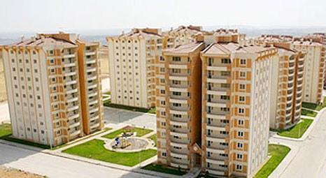 TOKİ'nin toplu konut projeleri Kazaklar'a model olacak