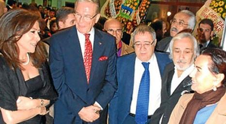 Müjdat Gezen, Bursa'da sanat merkezi açtı!