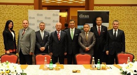 Diyarbakır'a Divan otel geliyor
