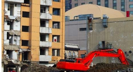 Düzce'de de hasarlı binaya hizmet yok!
