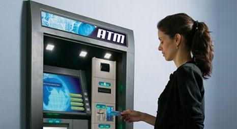 ATM'LER AVM'LERİ SOLLADI!