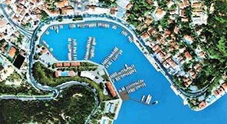"""İspark'tan İstinye ve Tarabya'ya """"tekne park"""""""