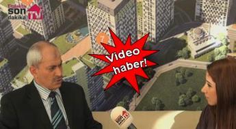 Mehmet Safi Yalçın, Kristal Şehir'i anlatıyor!