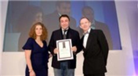 Hakan Kıran'a Avrupa'nın en iyi otel mimarisi ödülü