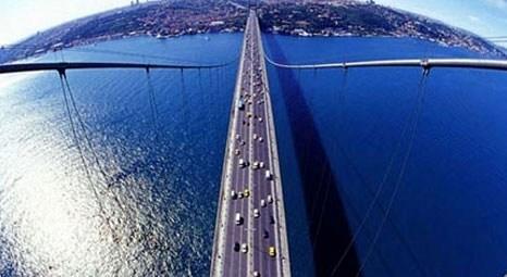 Dünyanın gözü üçüncü köprüde