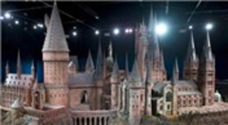 Harry Potter'ın çekildiği stüdyo gözünüzü kamaştıracak!