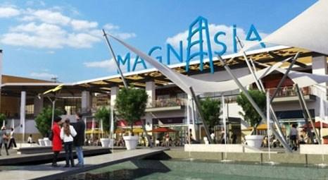 Magnesia AVM de yeşil bina olacak