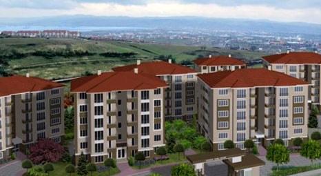 Kocaeli Büyükşehir Belediyesi'nden konut projesi