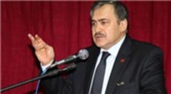 """Veysel Eroğlu"""" Su dağıtımı başlayacak"""""""