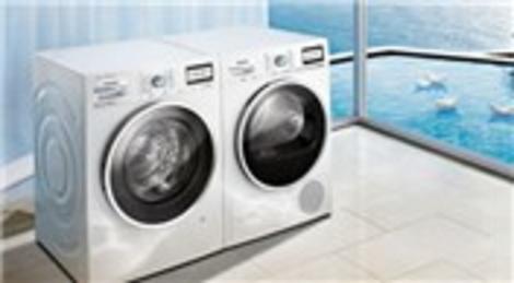 Siemens'ten 8 kilo kapasiteli çamaşır ve kurutma makinesi!