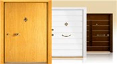 Evde maksimum güvenlik için Kale Çelik Kapı..!