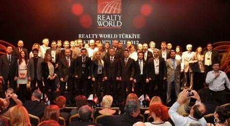 Realty World Türkiye Kupası ödülleri dağıtıldı.!