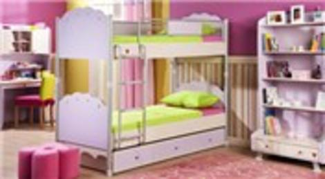 Çocuk odasında öncelik güvenlik
