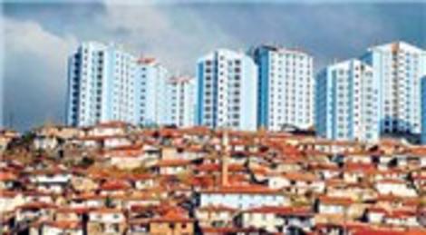 Ankara'da kentsel dönüşüm hatası son anda önlendi!