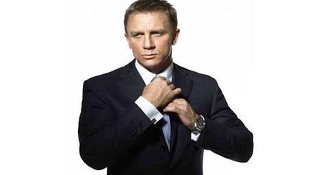 Daniel Craig Maçka Palas'ta kalıyor!