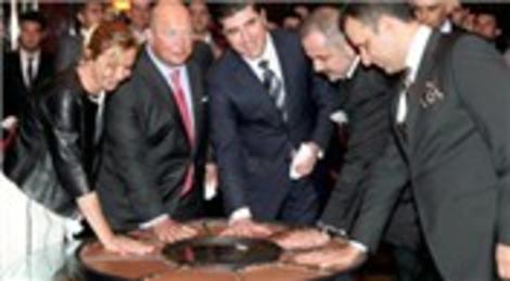 Koç Grubu Erbil'de ilk Divan Oteli'ni açtı!