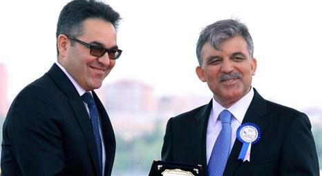 Abdullah Gül'den Verusa Holding'e ödül!