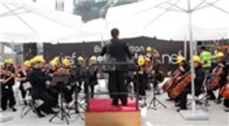 Nef 05 Levent Offices'da klasik müzik konseri!