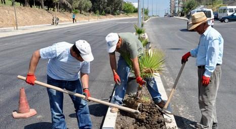 Aliağa Belediyesi 5 köyün caddesini yeniden düzenliyor!