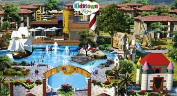 Kidstown Riva'da doğayla iç içe!