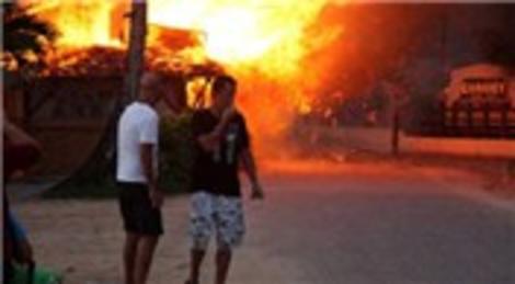Acun Ilıcalı'nın Survivor Adası'nda yangın çıktı!