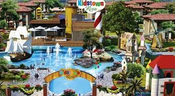 Halil Suner Kidstown Riva'yı anlattı!