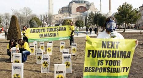 Akkuyu Nükleer Santrali Danıştay'a takıldı!