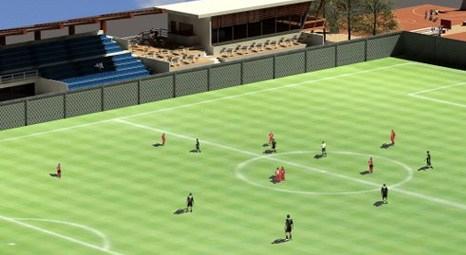 TOKİ Manisa'ya yeni spor kompleksi yapıyor!