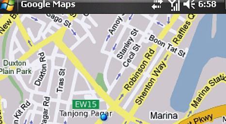Google Maps'e Open Street Maps rakip oldu!