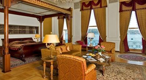 President Wilson Oteli'nde bir gece 53 bin dolar!