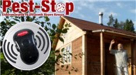 Pest-Stop yazlıklardaki haşere sorununa son veriyor!