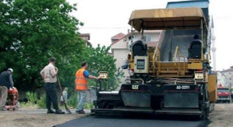 İzmir asfalt ihalesi itiraza takıldı!